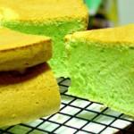 Bánh bông lan lá dứa